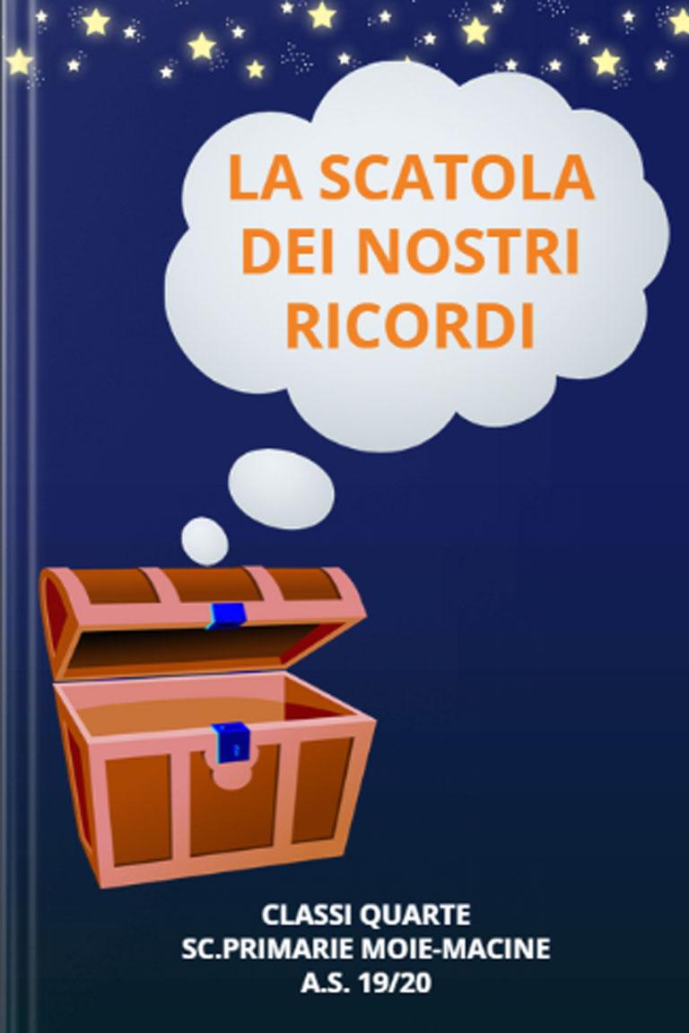 cover e-book La Scatola dei Ricordi