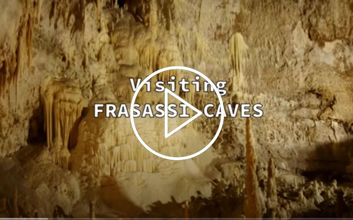 Cover Video Grotte di Frasassi
